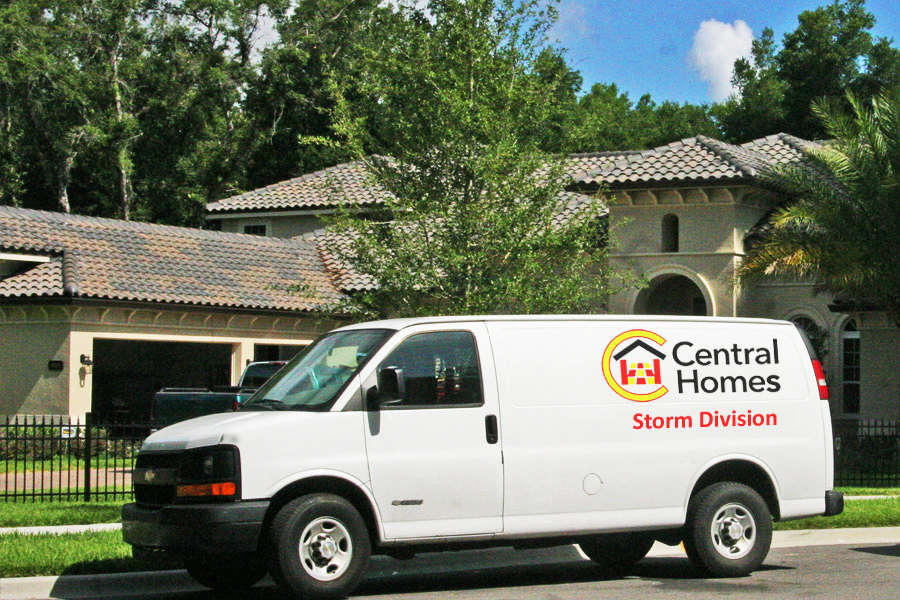 Central Homes Storm Division