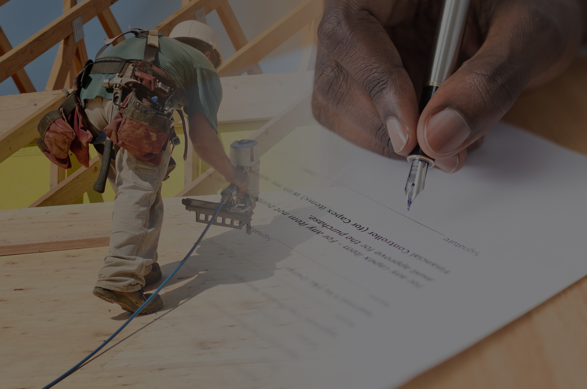 Should I Sign an AOB? - Central Homes Roofing