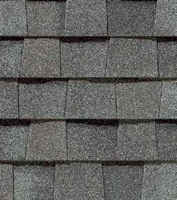 Colonial slate shingle color