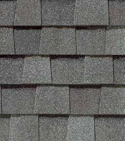Georgetown gray shingle color