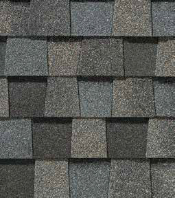 Max def weathered wood shingle color