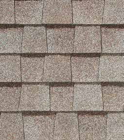 Mojave tan shingle color