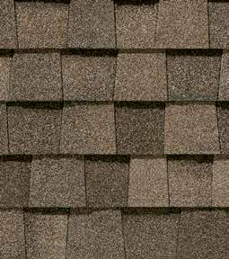 Sunrise cedar shingle color