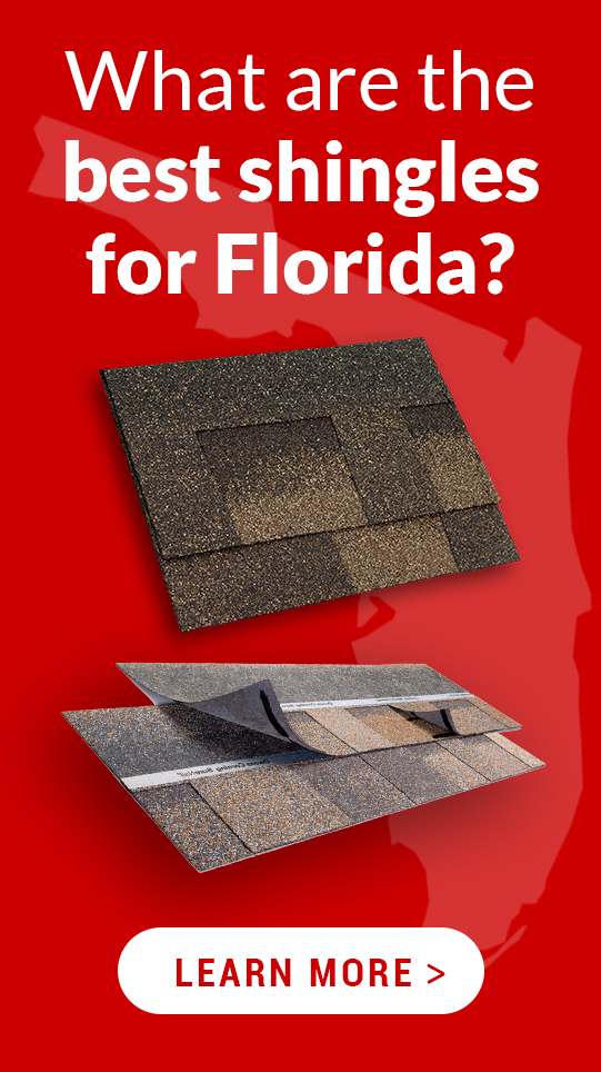 Best shingles for Florida weather